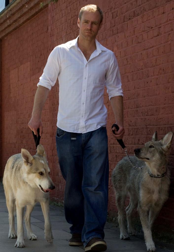 Nigel wolf dogs