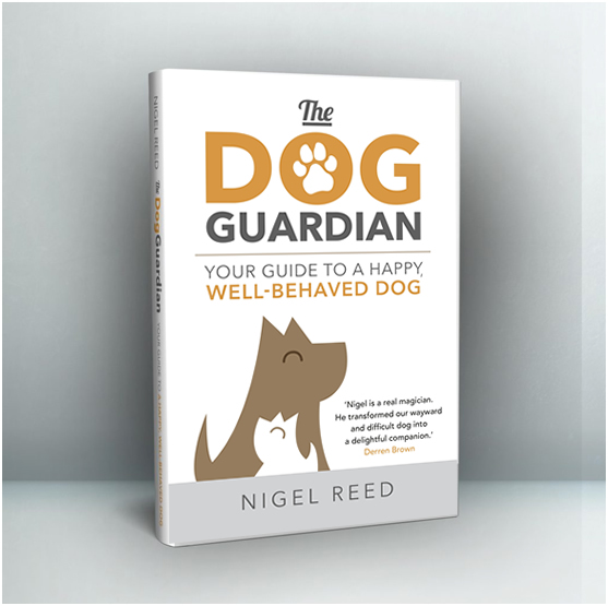 The Dog Guardian Nigel Reed Book